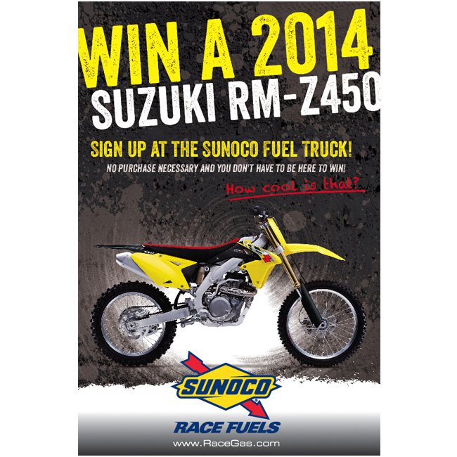 Sunoco Race Fuels Give A Away